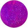 Sequins Hologram 80mm No Hole Round Fuchsia